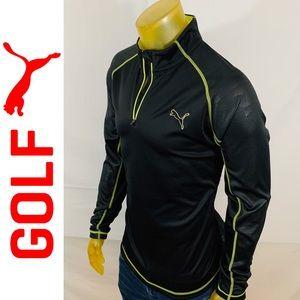 Puma Golf Warm Cell 1/4 Zip Pullover